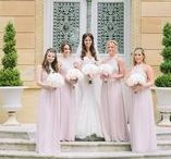 Weddings | Bridesmaids / You've got the man, now you need your ladies! These special women by your side will make your big day even more enjoyable!