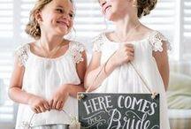 Weddings • Flower Girls