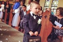 Weddings · Ring Bearer