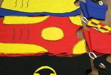 Disfraces y complementos para niños