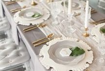 Weddings · Place Settings
