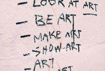 no <3 w/out ArT! / Art