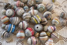 Beads - Homemade / by Sandy Parker