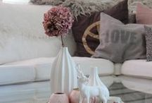 For the Home / I love spaces with hidden places, shabby chic, vintage inspired, country kitchen looks, rustic vibes, and all things white/ monochromatic and sometimes colorful