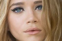 Beauty Muses / Favorite model and celeb beauty looks on the web