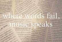 Music I Love / by Jenna Wolfe