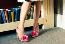 Shoes / High heels, sneakers, pumps, sandals & shoegasms galore.