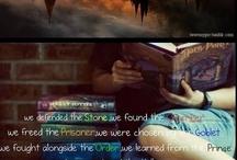 Because It's Harry Potter / by Jenna Wolfe
