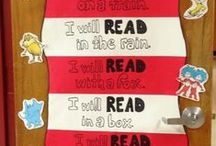 Spring in School / Springtime in the primary grades ... Seuss, rainbows, seeds, bunnies, and so much more!