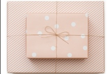 Gift Wrap, Stationery & Cards / Inspiring Gift Wrap and Card Ideas / by Jenny Jovanovic @ Crazy Style Love