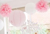 Kids Birthday Party Ideas / by Brandie Hayden
