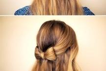 hairstyles / by Caroline Gayheart