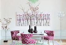 For the Home / by Caroline Shaw Fashion Styling