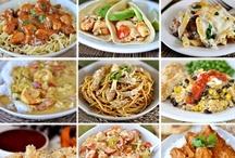 Recipes / by Stephanie Jobe