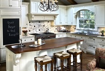 Kitchens I want to cook in