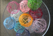 A Yarn Thing / by Sandy Parker