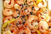Seafood Main Dish Recipes / by Gloria Dessin
