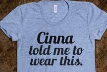 Fashion Aka Shirts With Funny Sayings On Them / by Jenna Wolfe