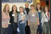 Favorite People / by American College of Healthcare Sciences Accredited Holistic Health Education