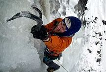 Mountain/Ice Climbing / Limit of 10 pins/likes, per day, per board, thank you.
