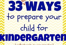 Ready for Kindergarten? / Hints, ideas, and lists for parents of incoming kindergarteners