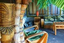 ⋉TiKiDelight⋊Interior,Exterior / by Tiki Tiki