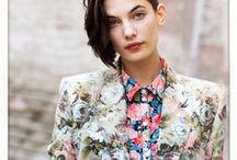 Textiles  / by Caroline Shaw Fashion Styling