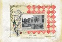 52/19 Scrapbook orokseg | Our heritage in scrapbooks / Készítsünk scrapbook oldalakat régi fényképekből és/vagy hagyjunk magunk után scrapbook oldalba foglalt örökséget az utókor számára.