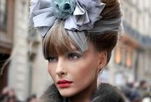 Hats  / Love hats  / by Caroline Shaw Fashion Styling