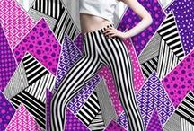 Graphic textiles / by Caroline Shaw Fashion Styling