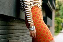 Pattern Mix  / by Caroline Shaw Fashion Styling