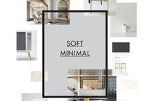 Design Inspirations   Soft Minimal