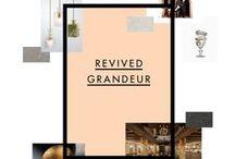 Design Inspirations | Revived Grandeur