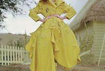 Lemon Aid / Loving these  fresh Lemon tones for Autumn 13 / by Caroline Shaw Fashion Styling