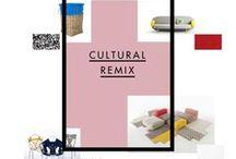 Design Inspirations | Cultural Remix