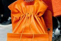 Burnt Orange Autumn / by Caroline Shaw Fashion Styling