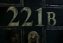 221B / Sherlock over the various reincarnations. The world's favorite consulting detective.  / by Katie Sholty
