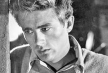 James Dean / The young rebel and icon who was gone too early. 1931-1955. Dean's life remembered in pictures.