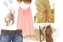 Summer Clothes / by Jordyn Kneice