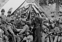 History: Civil War / by Sallyjg