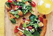 Healthy Pizzas & Flatbreads