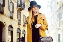 Pre Autumn / Style Inspiration for mid season / by Caroline Shaw Fashion Styling