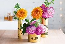 Florals and Foliage / by Jenny Jovanovic @ Crazy Style Love