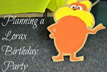 {BOS} - Parties / Building Our Story likes to PARTY!  Check out our fun ideas, decorations and party themes.