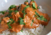 Indian Food / by Kim Bautista