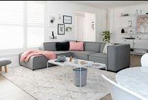 A true Scandinavian home / Details that create a welcoming home in the purest Scandinavian fashion