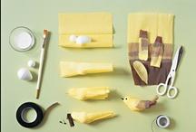 Crafty / by Gillian Fenske