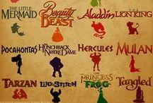 Because it's Disney / by Elizabeth Chapman