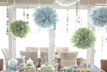 Event Ideas / Showers, Wedding, or Just for Fun / by Samantha Rickman