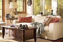 Home Inspiration:::Living Room / by Deanna Agnos